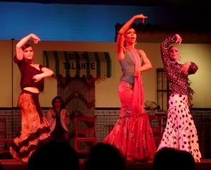 фолклорни танци, фламенко, Испания