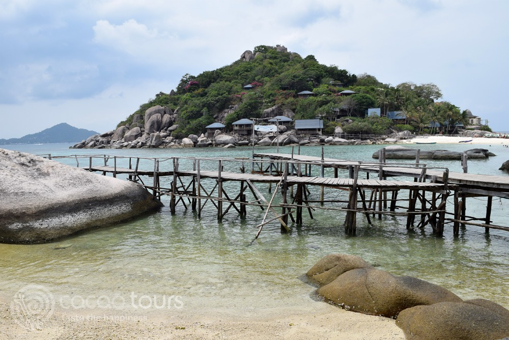 Екскурзия в Тайланд - Ко Тао, Ко Самуи (Nangyuan Island Resort, Koh Tao, Koh Samui, Thailand)