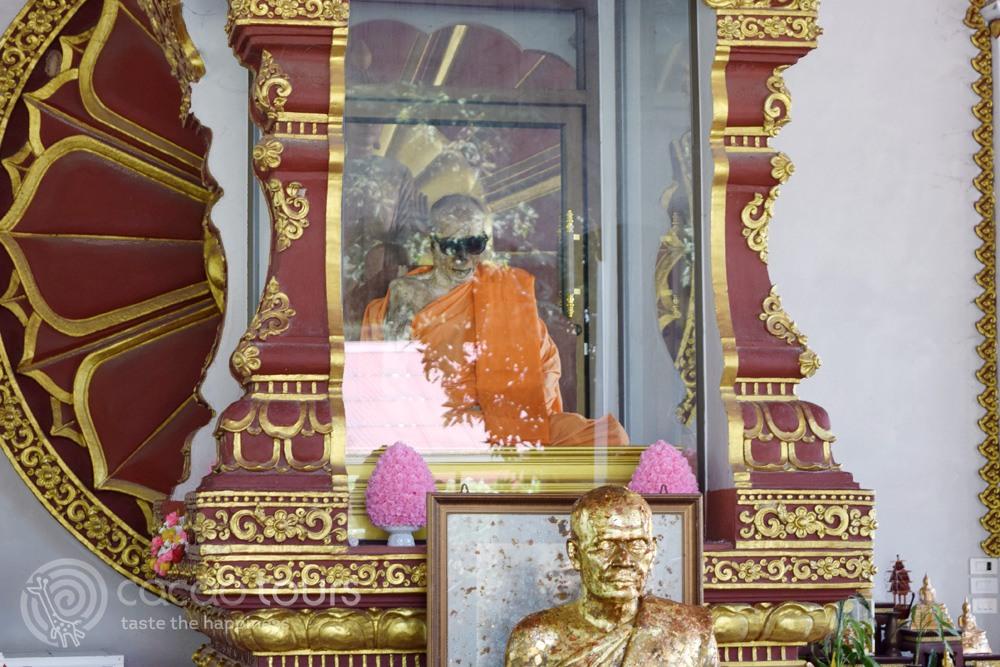 Wat Khunaram, Koh Samui, Thailand