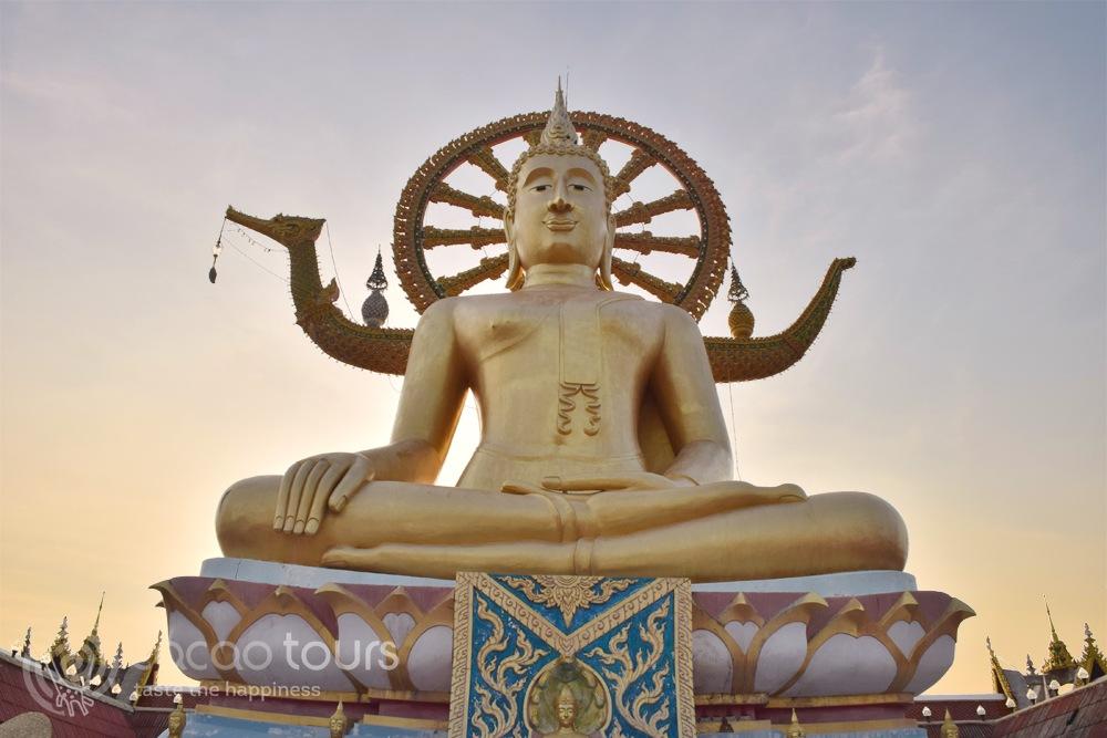 Wat Phra Yai, Ko Samui, Thailand