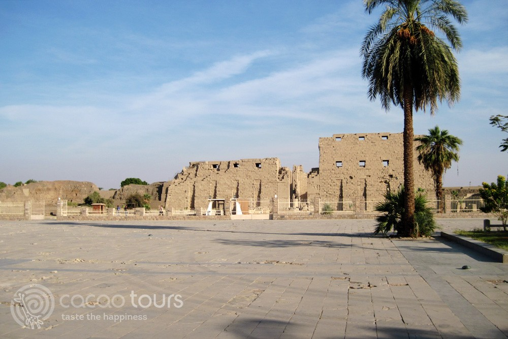 Karnak Temple, Luxor, Nile River Cruise, Egypt