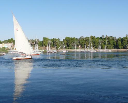 Круиз по Нил