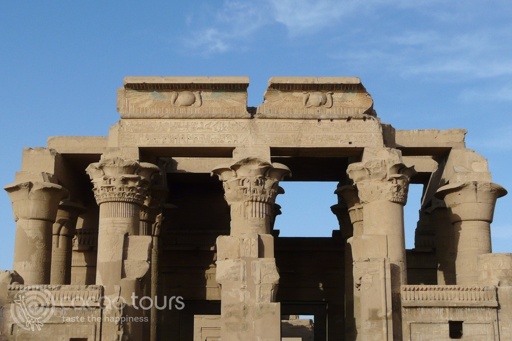 Temple of Kom Ombo, Nile River Cruise, Egypt
