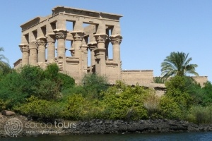 Temple of Philae, Nile River Cruise, Egypt