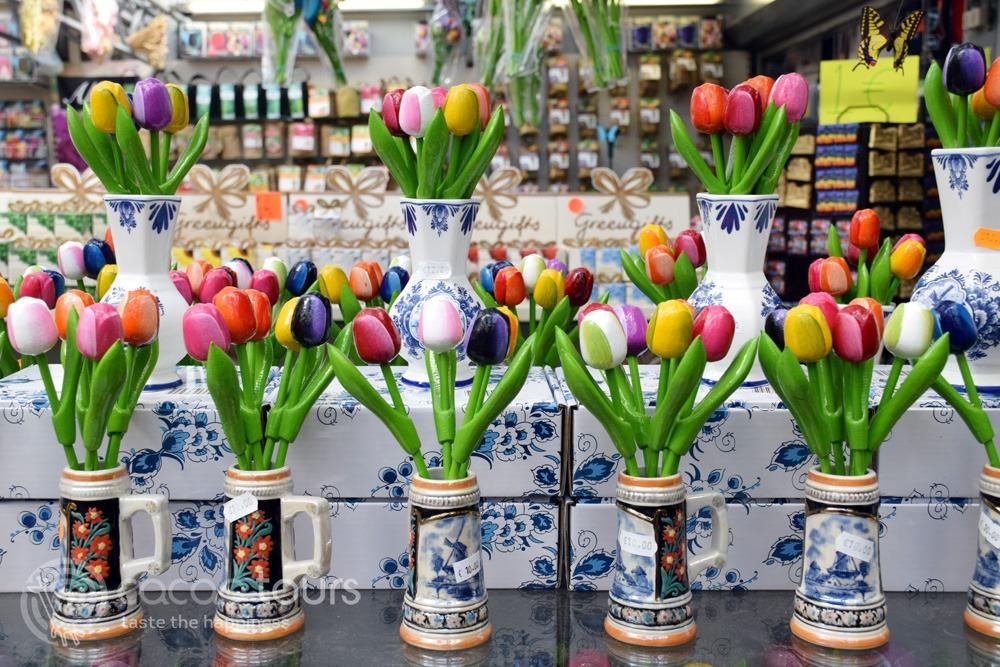 Bloemenmarkt, Amsterdam, Netherlands