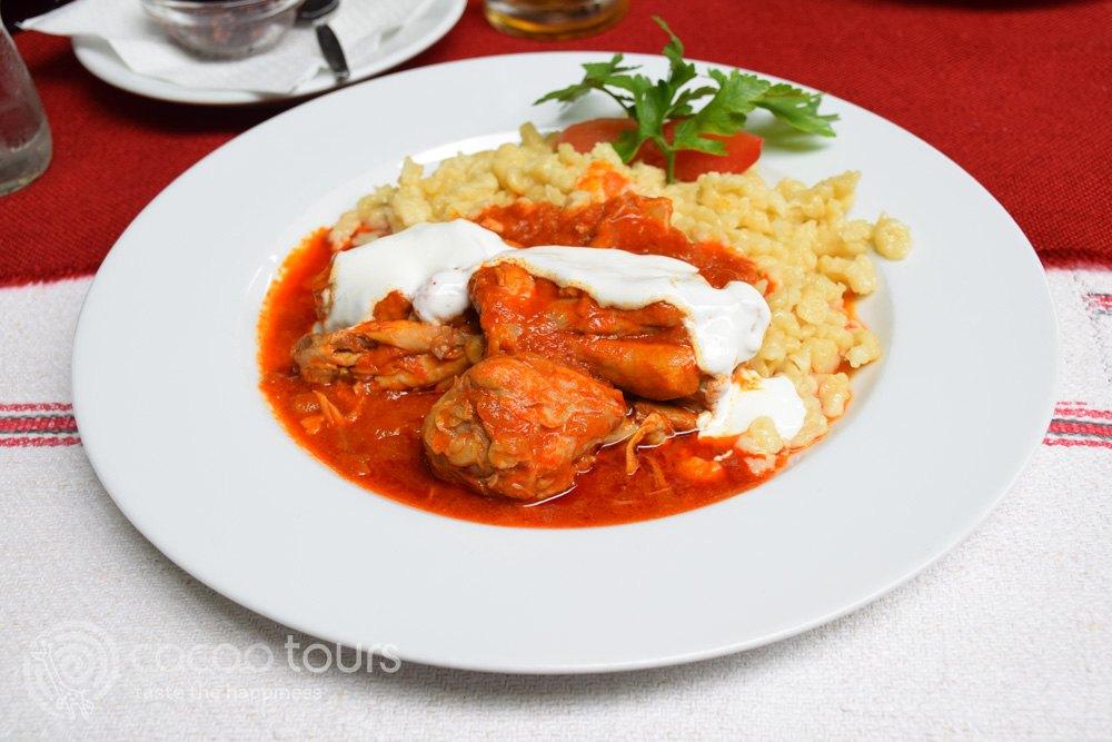 Унгарска кухня, Будапеща, Унгария