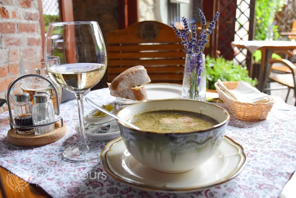 Polish cuisine, Krakow, Poland