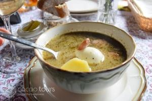Журек - традиционната за Полша супа