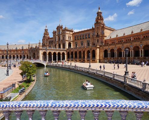 Севиля, Андалусия, Испания