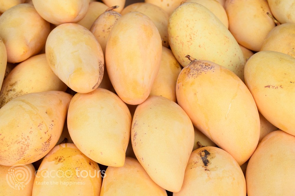 манго, Азия