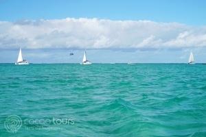 catamaran, Mauritius