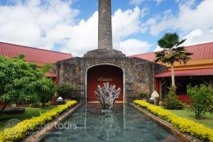 Chamarel Rum Factory, Mauritius