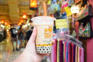 Chinese Coffee Milk Tea