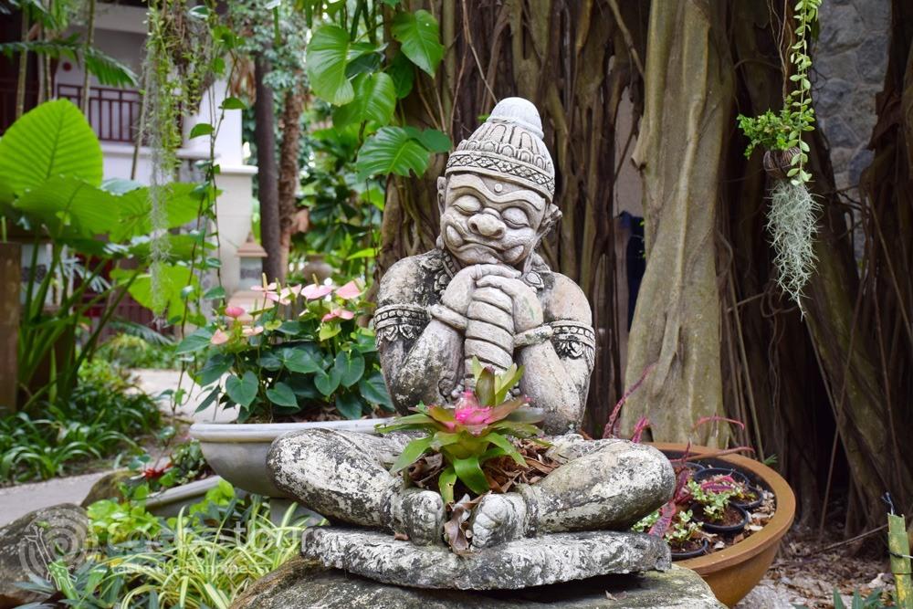 Тайландска скулптура