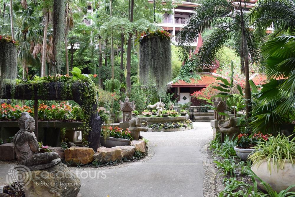 Thavorn Beach Village Resort Hotel, Phuket, Thailand