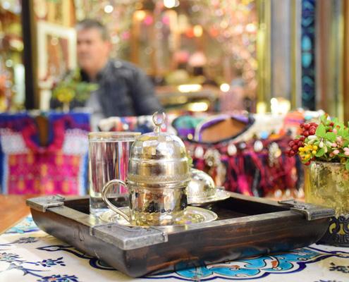 кафени напитки, турско кафе, Истанбул, Турция