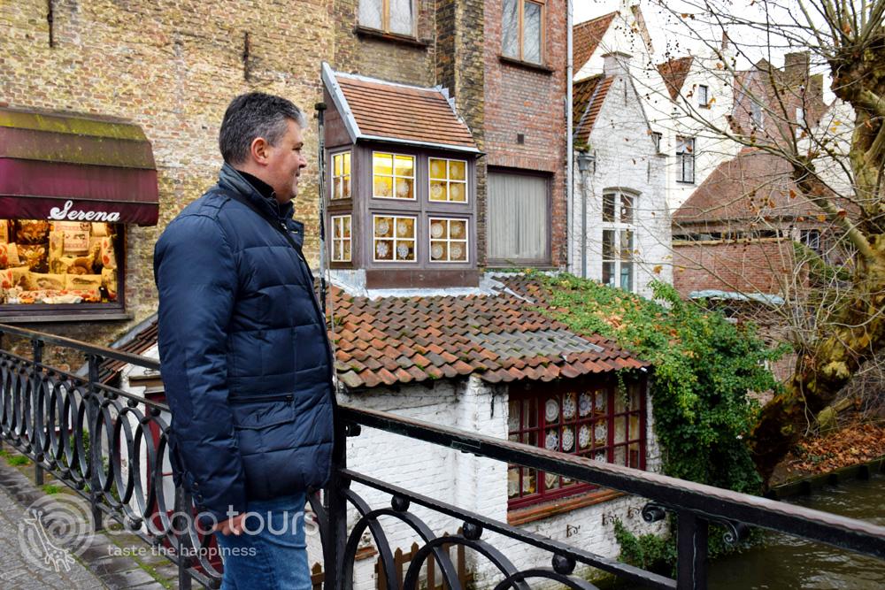 старинни сгради в Белгия