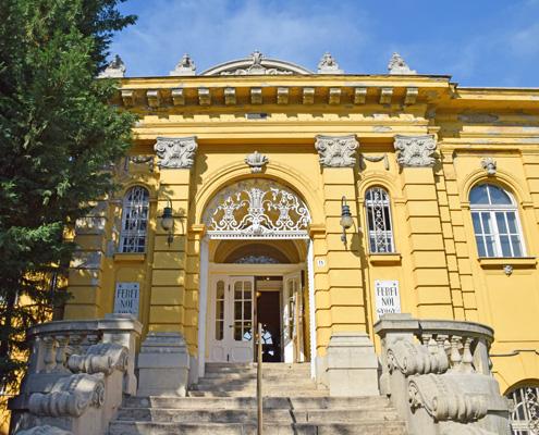 Сеченските бани - спа почивка в Будапеща