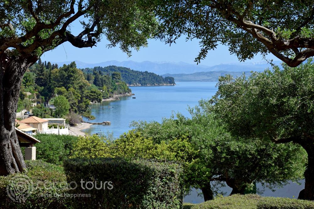 остров Корфу, Гърция (Corfu, Greece) - подходящ за сватбена церемония в чубжбина
