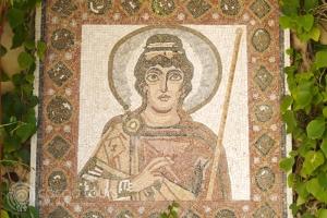 мозайка от Националния музей в Картаген, Тунис