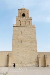 Голямата джамия (Great Mosque) в Кайруан (Kairouan), Тунис