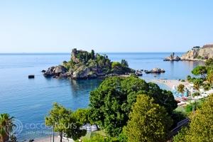Остров Бела, Таормина, Сицилия, Италия
