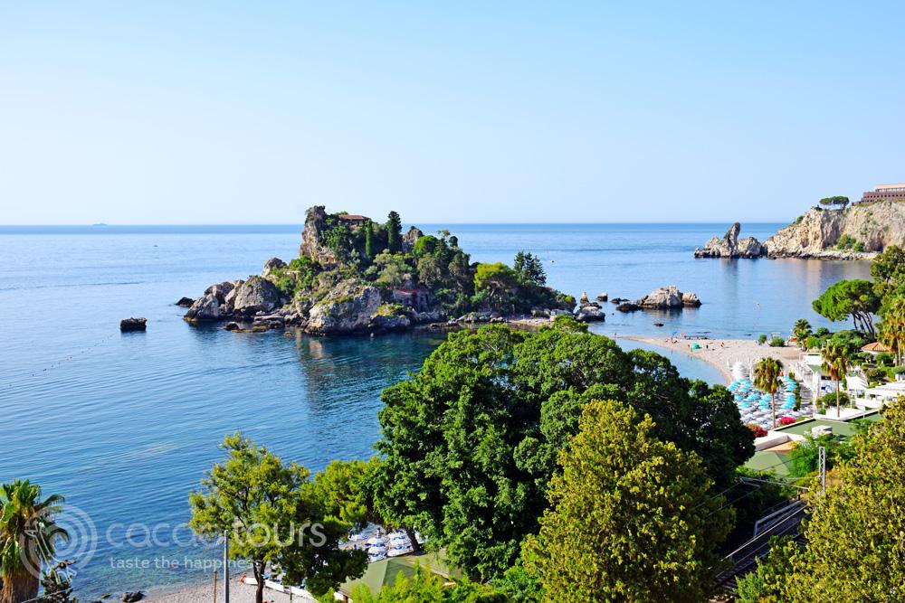 Остров Бела, почивка в Таормина, Сицилия, Италия