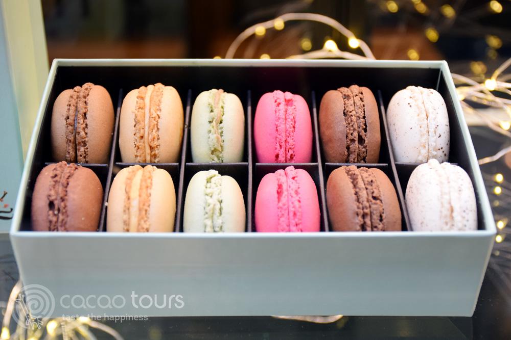 френски макарони Laduree