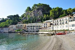 Belmond Villa Sant'Andrea, плаж Мазаро, Таормина, Сицилия, Италия