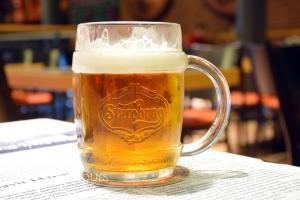 Чешко пиво Starobrno