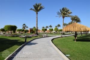 Sunrise Royal Makadi Aqua Resort - семейна почивка в Египет