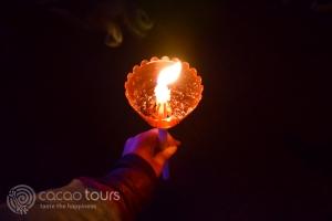 свещ за Великден