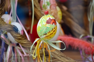 Великденска украса, Корфу, Гърция