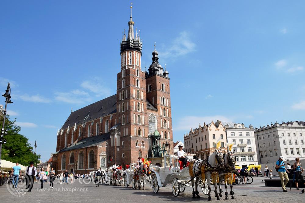 Катедралата Св. Мария в Краков