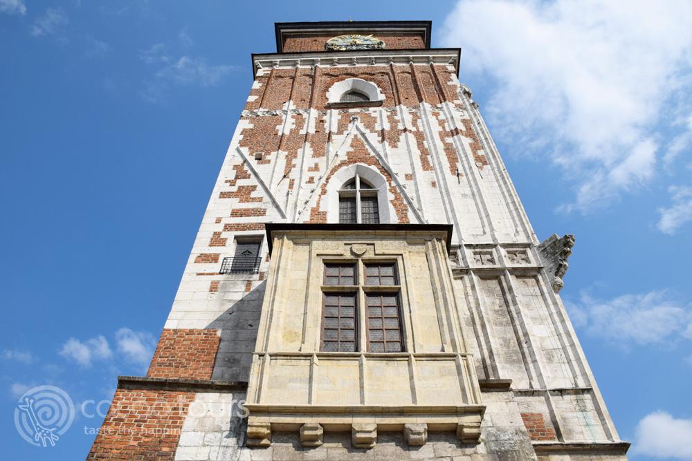 Градската кула в Краков