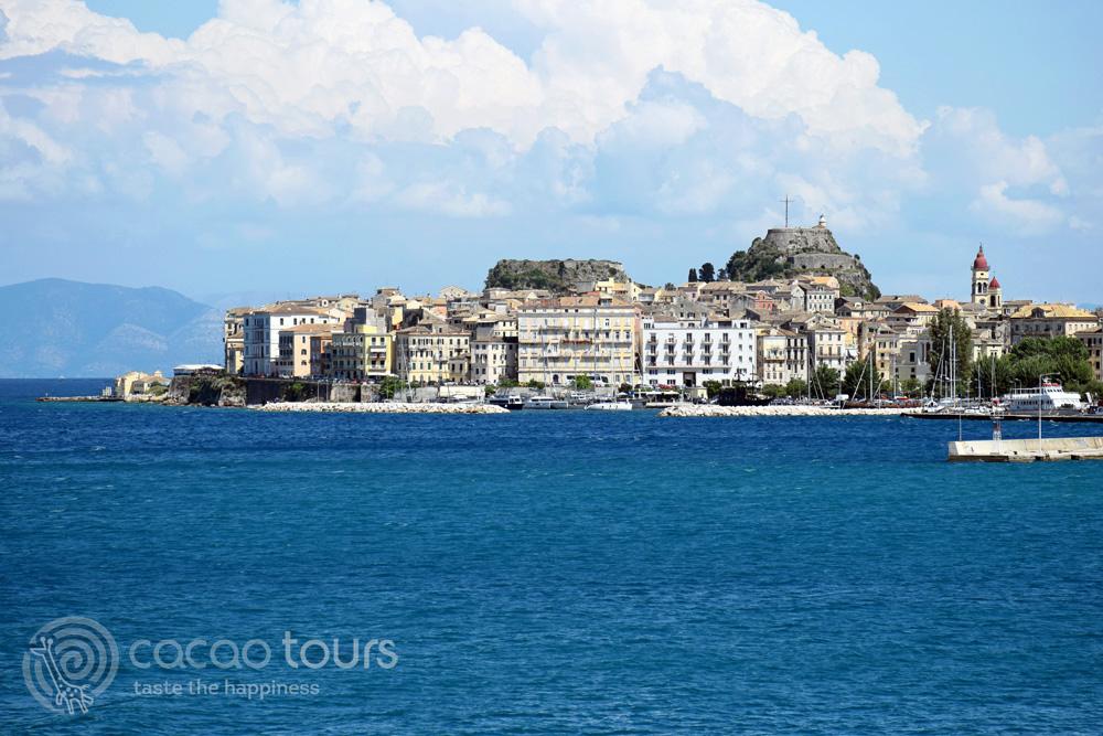 Керкира, Корфу, Гърция