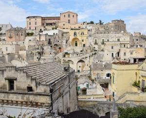 Саси, Матера - настаняване за меден месец в Италия
