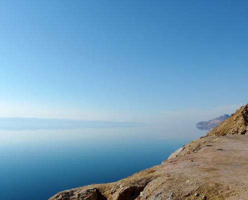 Почивка в Израел и Йордания, Мъртво море