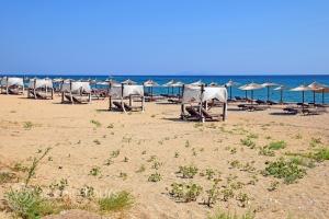 плажът Скала, Кефалония, Гърция