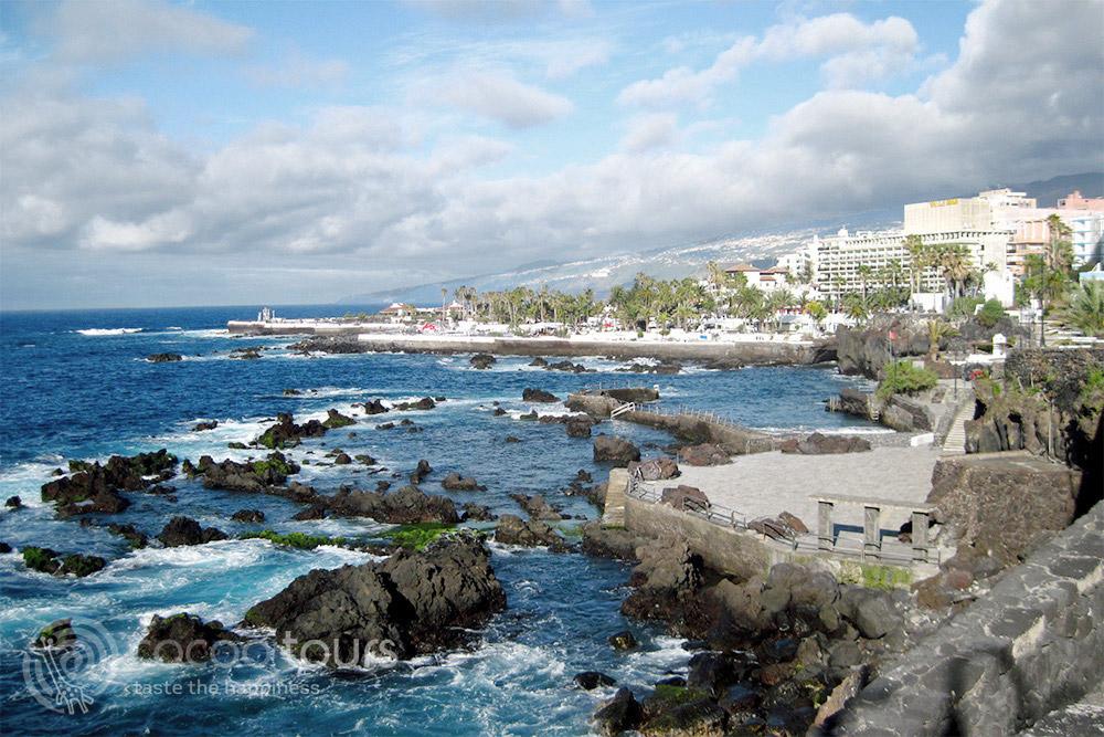 Пуерто де ла Крус, Тенерифе, Испания - почивка на Канарските острови