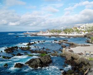 почивка на Канарските острови - Пуерто де ла Крус, Тенерифе, Испания